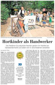Märkische Allgemeine vom 15. Juni 2017