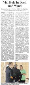 MAZ-Artikel vom 13.9.2017