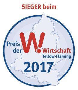 Sieger beim Preis der Wirtschaft Teltow-Fläming 2017