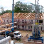 Altenheim Groß Köris - Zimmererarbeiten