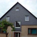 Wohnhaus - Schieferfassadenverkleidung