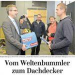 Artikel in der Märkischen Allgemeinen vom 17. November 2015